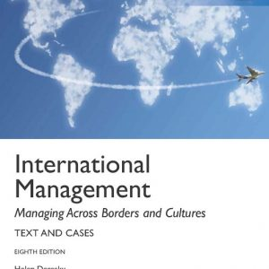 Solution Manual for International Management