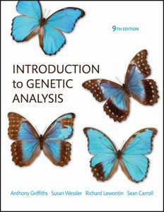 Test Bank: Introduction to Genetic Analysis 9th Edition Wessler