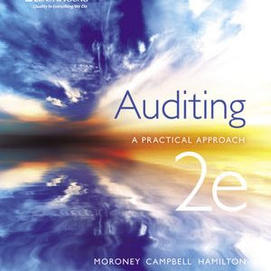 Solution Manual for Auditing: A Practical Approach