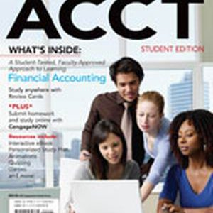 Solution Manual for Financial ACCT2
