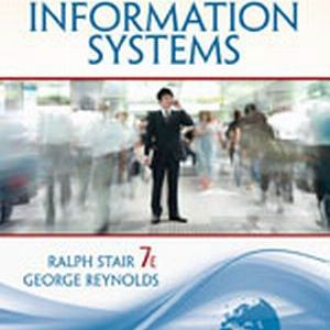 Solution Manual for Fundamentals of Information Systems