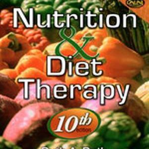 Solution Manual for Nutrition and Diet Therapy