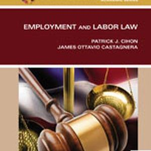 Solution Manual for Employment and Labor Law