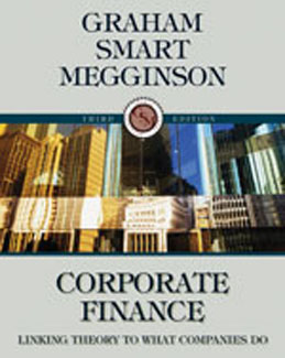 Test Bank: Corporate Finance Linking Theory to What Companies Do 3rd Edition Graham