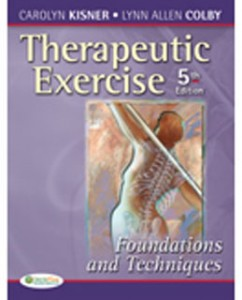 Test Bank: Therapeutic Exercise Foundations and Techniques 5th Edition Kisner