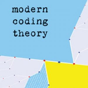 Solution Manual: Modern Coding Theory 1st Edition Richardson