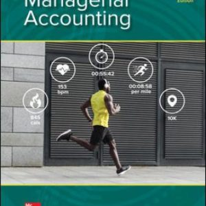Test Bank: Managerial Accounting 7th Edition Wild