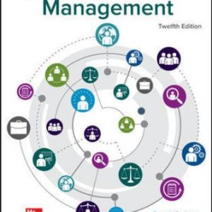 Solution Manual: Contemporary Management 12th Edition Jones