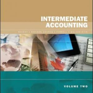Test Bank: Intermediate Accounting Volume 2 Updated Edition 7th Edition Beechy