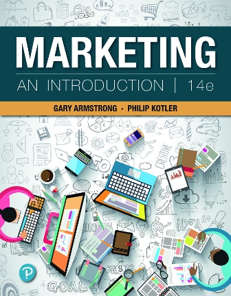 Solution Manual: Marketing: An Introduction 14th Edition Armstrong