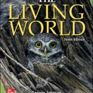 Solution Manual: The Living World 10th Edition Johnson