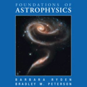 Solution Manual: Foundations Of Astrophysics 1st Edition Ryden