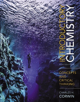Test Bank: Introductory Chemistry: Concepts and Critical Thinking 8th Edition Corwin